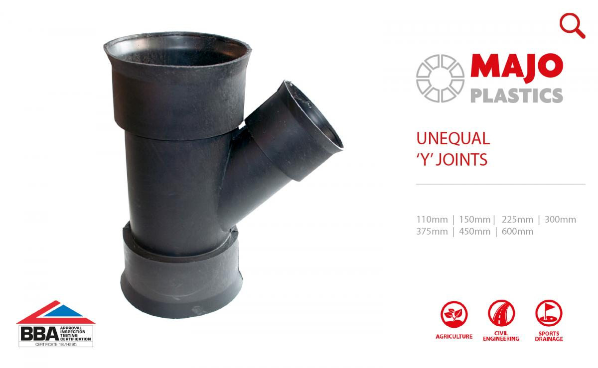 Majo Plastic Y Pipes-4