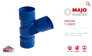 Majo Plastic Y Pipes-1