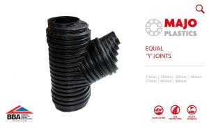 Majo Plastic Y Pipes-3